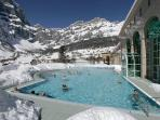 The Alpentherme luxury spa