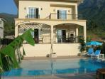 Superb Villa Private Pool Free Transfer and Wi Fi
