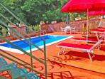 Villa begonia swimming pool