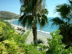 Beautiful Pissouri Beach