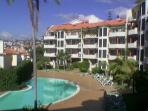 Funchal, Madeira, city centre, quiet location