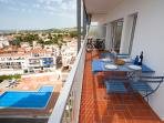 The Blue apartment, Sitges