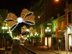 Nice is fabulous not only in the summer months, but Christmas decorations are spectacular - do go !