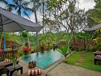 2 Bedroom Valley View - The Mahogany Villa Ubud
