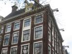 Michiel de Ruyter House with all its Corner Windows