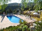 Villa with secluded pool 3BR all en suite air-con