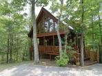 Smoky Mountain Cabin Beary Secluded 296