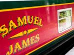 Samuel James: 63 foot
