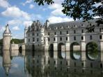 Visit the 57 Fairytale Castles of the Loire Valley: UNESCO World Heritage Site Chateau de Chenonceau