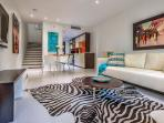 Modern 1 Bedroom Townhouse in South Beach