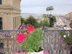 Cannes luxury one bedroom with sea view balcony