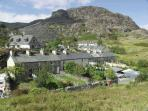 Holiday Cottage Snowdonia - Slate Miners Cottage