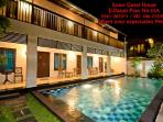 8 bed room guest house in sanur Max occ 16 person