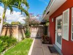 Easily Accessible 1/1 - Secluded Garden Bungalow