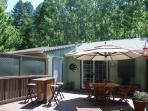 Russian River Oasis Privacy in the Redwoods with D
