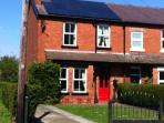 Red Squirrel Cottage Formby Merseyside