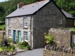 Cwmshon Cottages