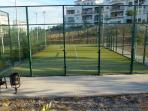 Paddle Tennis Courts