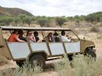 Scenic tours on Mount Langbeen Ranch