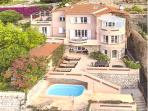 Luxury 5 Bed Rental villa in Villefranche sur Mer