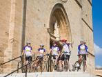 Cycle  in Alcudia. Ideal for spring time.