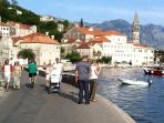Historic town of Perast