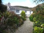 Panteidal farmhouse (sleeps 8) & Gatehouse (4)