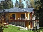 chalet a Val David  -Quebec-