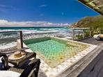 Secluded Biras Creek on a 140-acre peninsula with pool, tennis court & 3 Meals a day