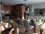All equiped Condo 4 1/2 to rent 5 min to Montreal
