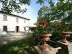 Apartments in Villa with pool in the Chianti C5