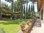 Luxury Central Eternal City Villa with yoga