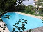 Beautiful Garden Apartment with Pool & Tennis, Antibes