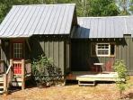 Woodland Cabin by Lake Glenville