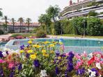 SOLMAR, very luxery with gardens and pools.
