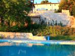 Villa Lusso - 5 miles from central Spoleto