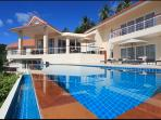 Luxury Sea View 5 Bedroom Villa in Koh Samui