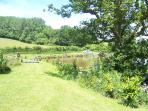 Redhill Fishery approx 1 mile from cottage