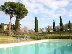 Lovely 2 bedroom holiday aprtment in Tuscany's Mon