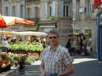 Regular markets in local towns & villages; Saturday market at Pezenas -10 minutes away 1 of the