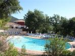 Apartment for 5 persons, with swimming pool , in Grimaud