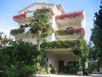 Apartment for 4 persons near the beach in Ciovo