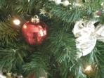 Have you booked for Christmas 2011?  Visit the family, but enjoy your own space...