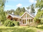 Holiday house for 4 persons near the beach in Slagelse