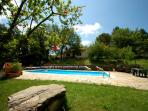 Detached villa with private pool near Florence