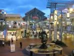 10 mins to Warringah Mall - excellent shopping, eateries & entertainment. Bus stop at your door.