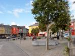 Listowel Town Centre, a centre of heritage, culture and community