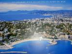 Antibes 50 metres from beach 200 to old town