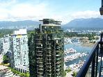 View, Two Bedroom Coal Harbour Apartment