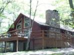 Spacious Home on Peaceful/Private Wooded Lot